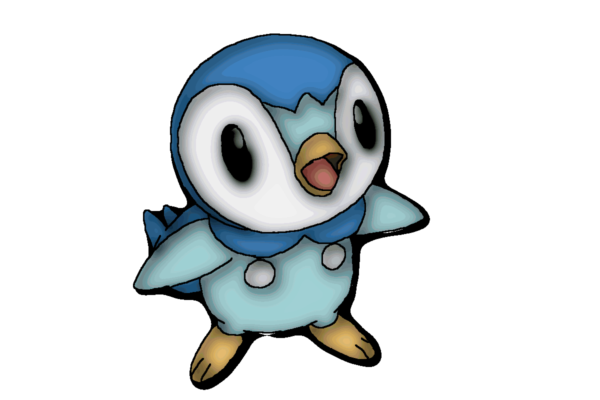 Piplup!