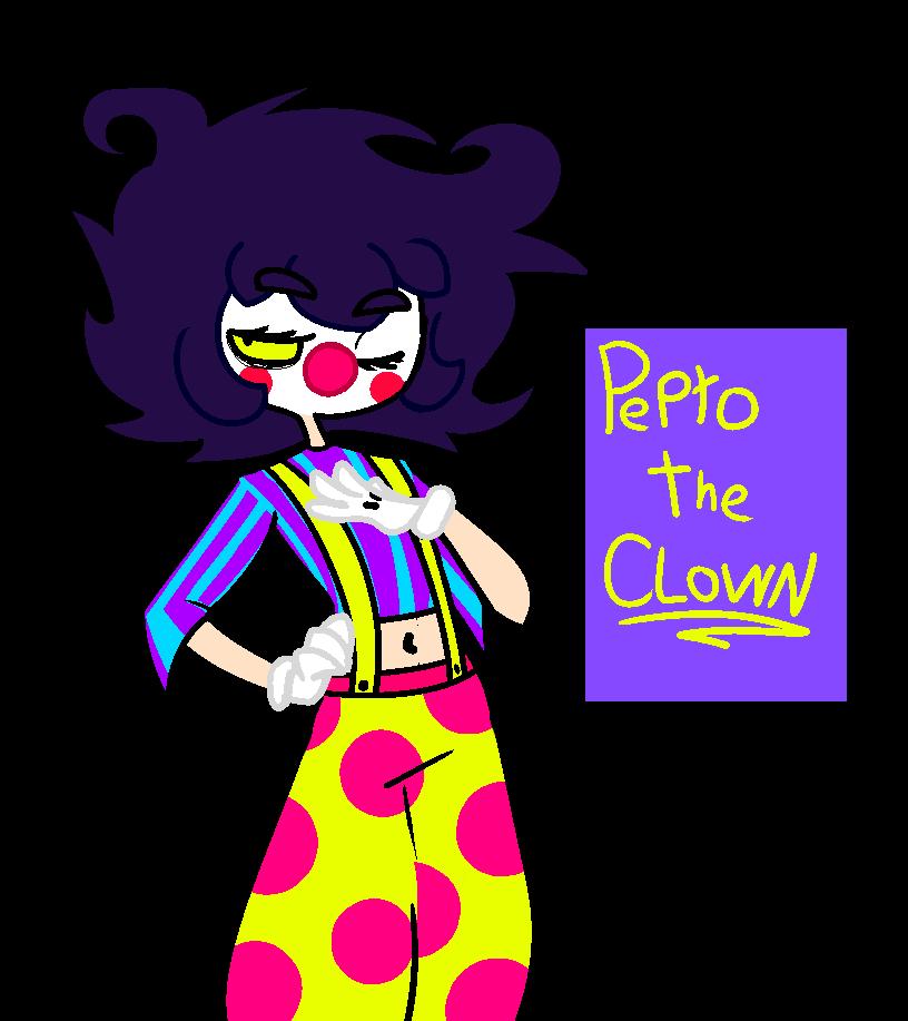 Pepto The Clown