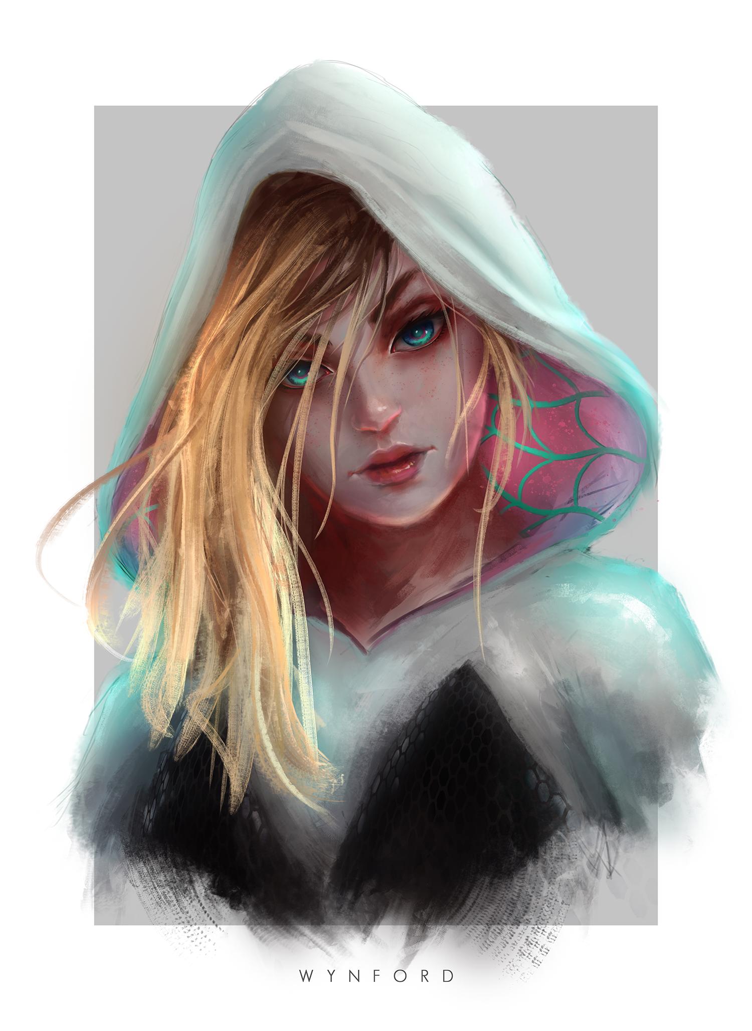 Gwen Stacey (Spider-Gwen)