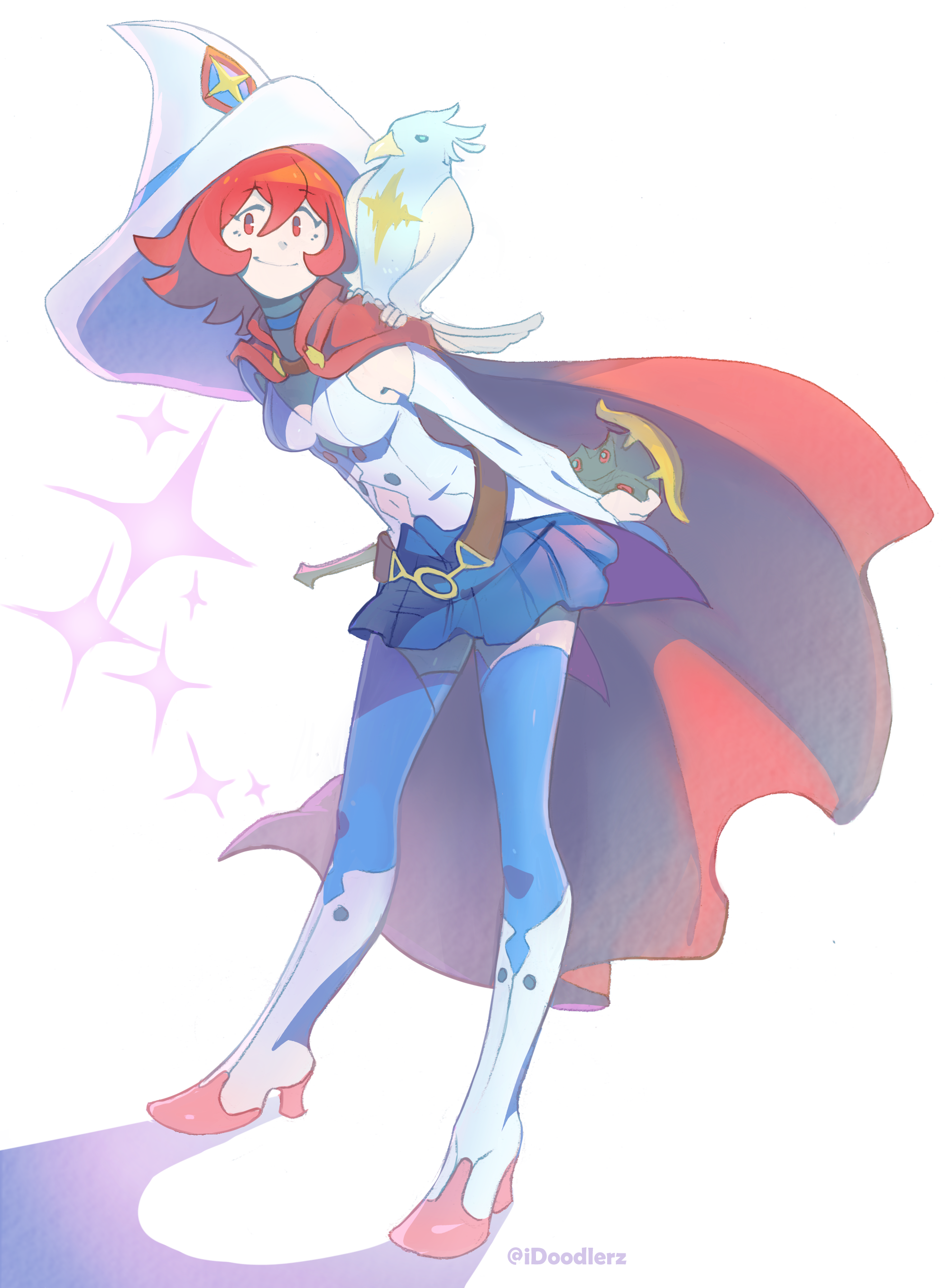 Shiny Chariot commission