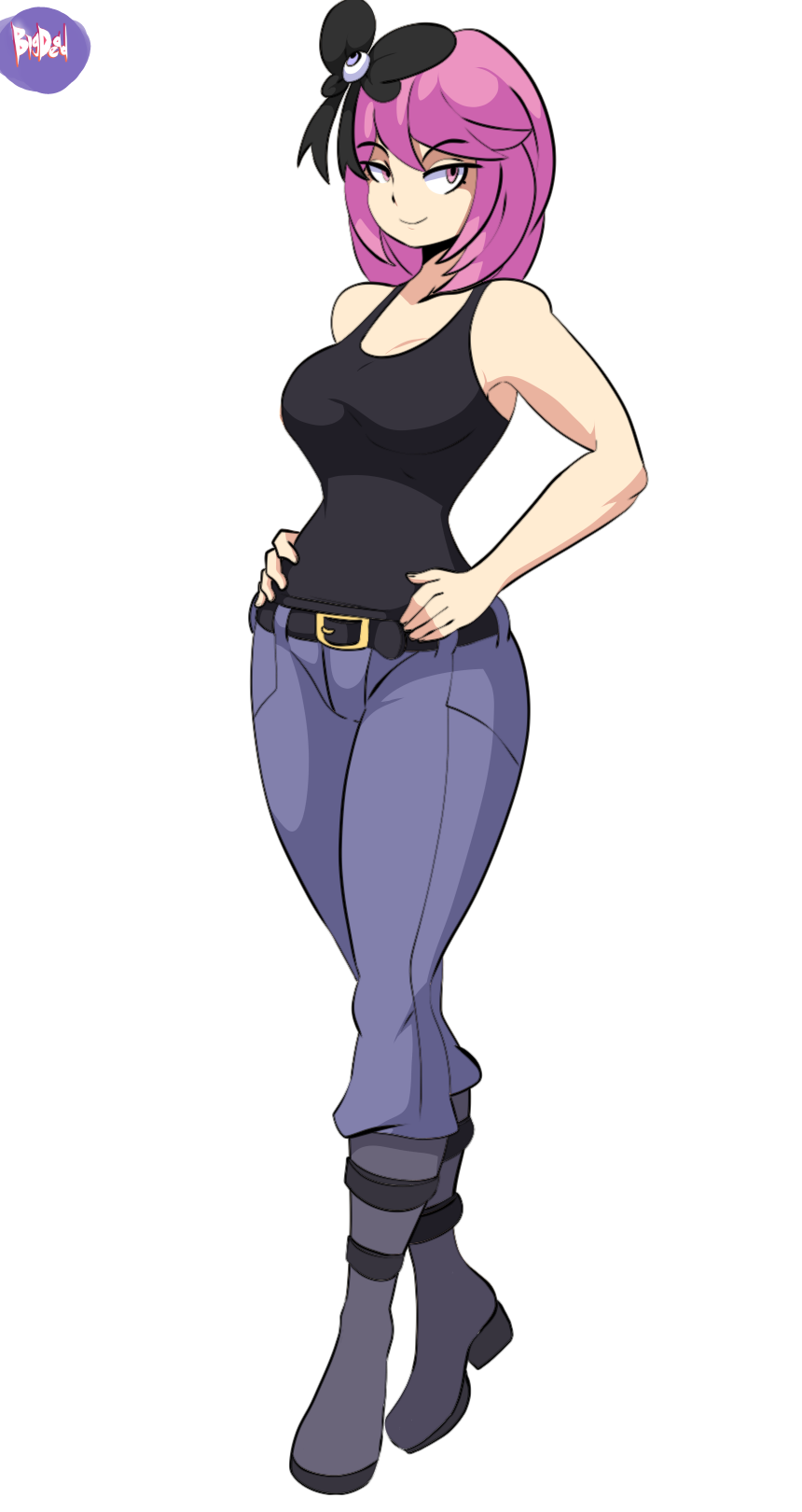 Commission: Hell yeah, jeans.