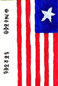 the unown us flag