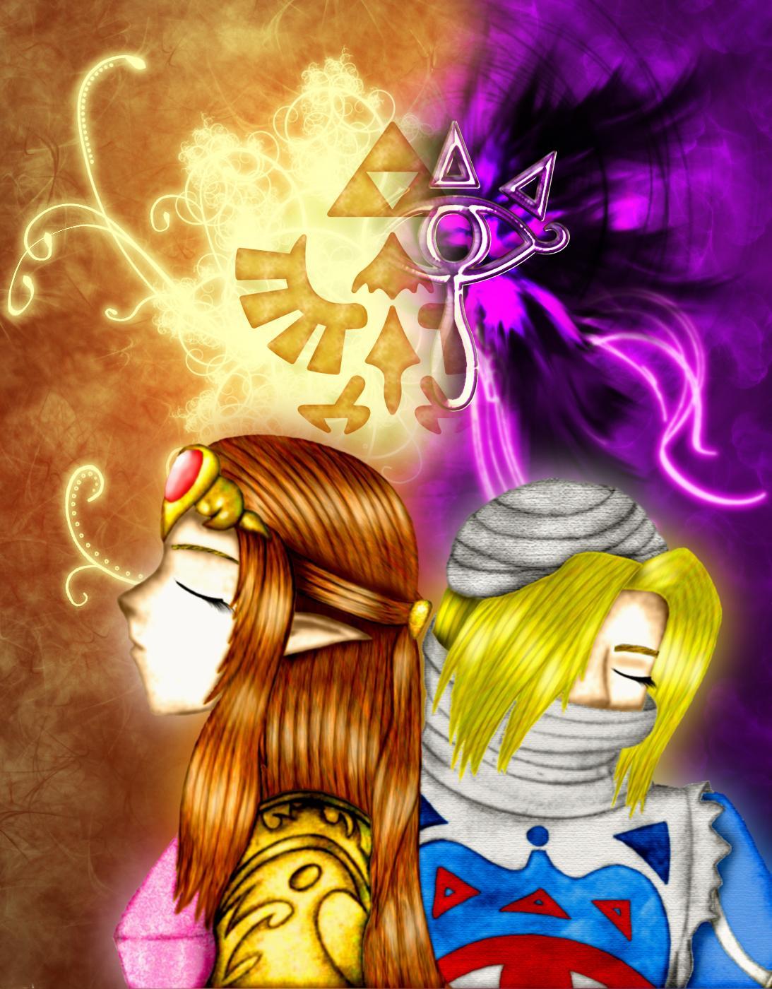 """The Legend of Zelda """"ZeiK"""""""