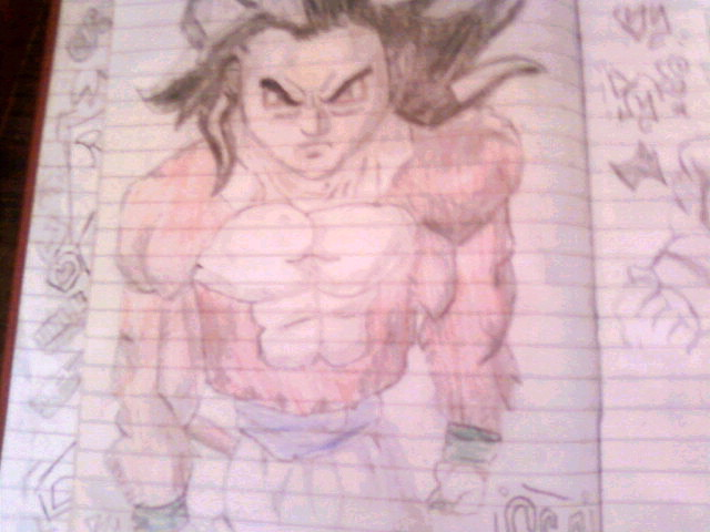 SSJ4 Goku