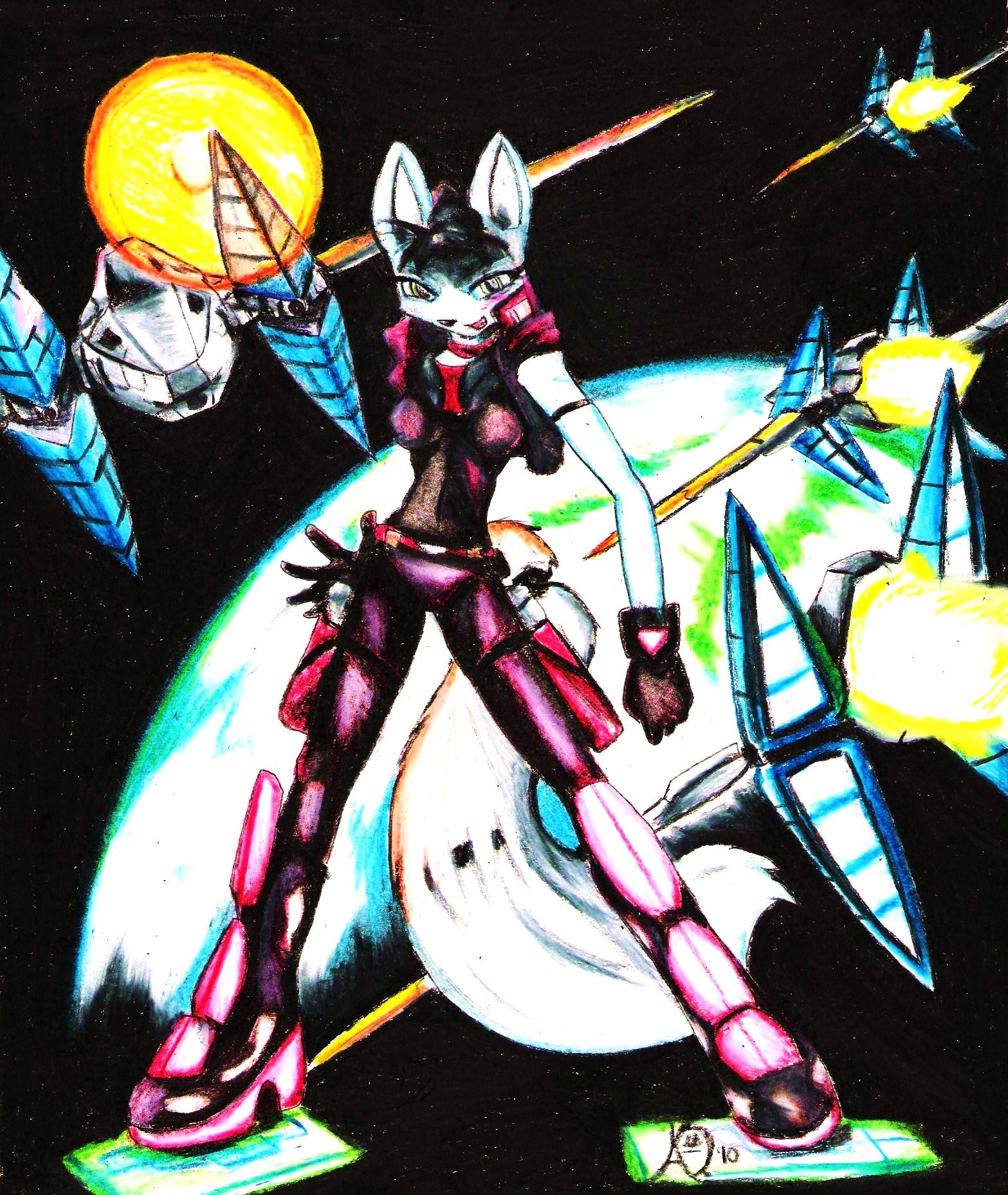 Star Fox (Request)