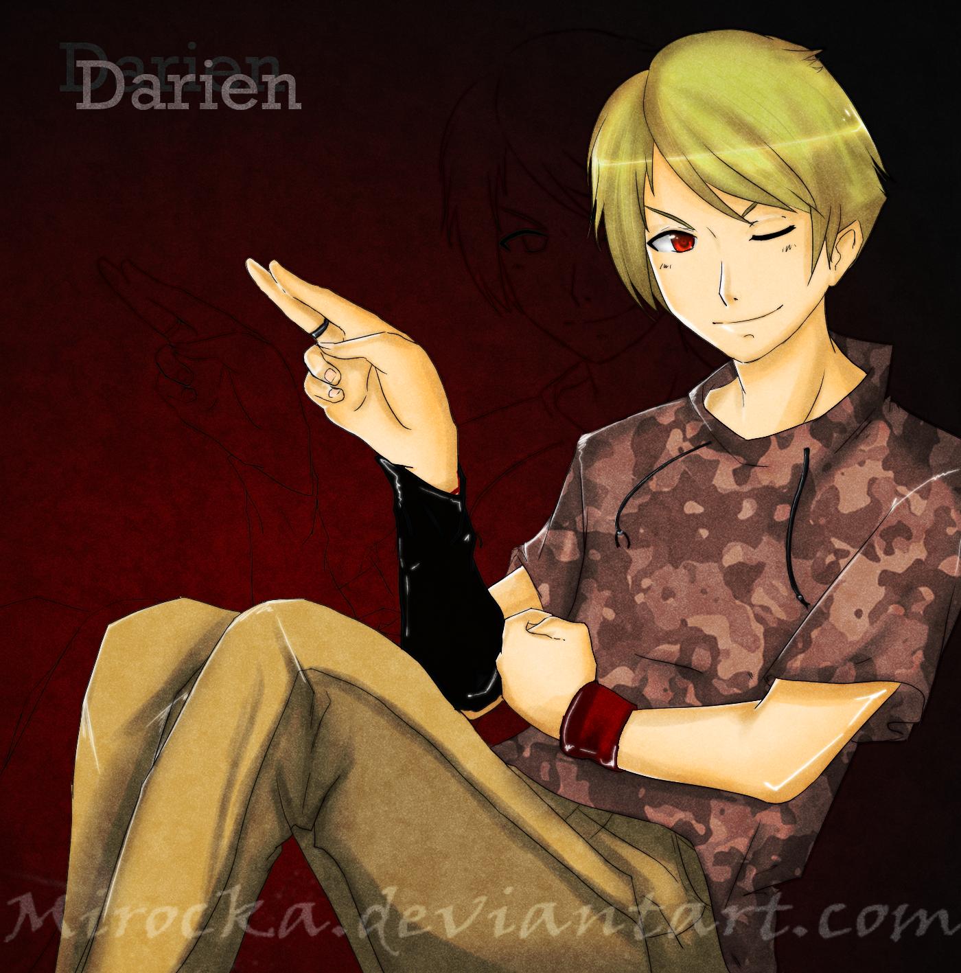 +Darien is here+