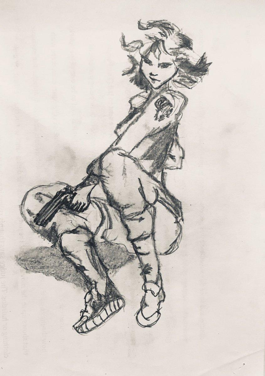 Yoji Shinkawa Study (Meryl)