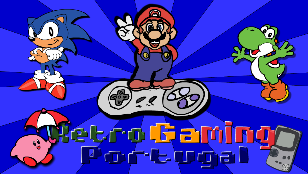 I made this for a portuguese videogame group.