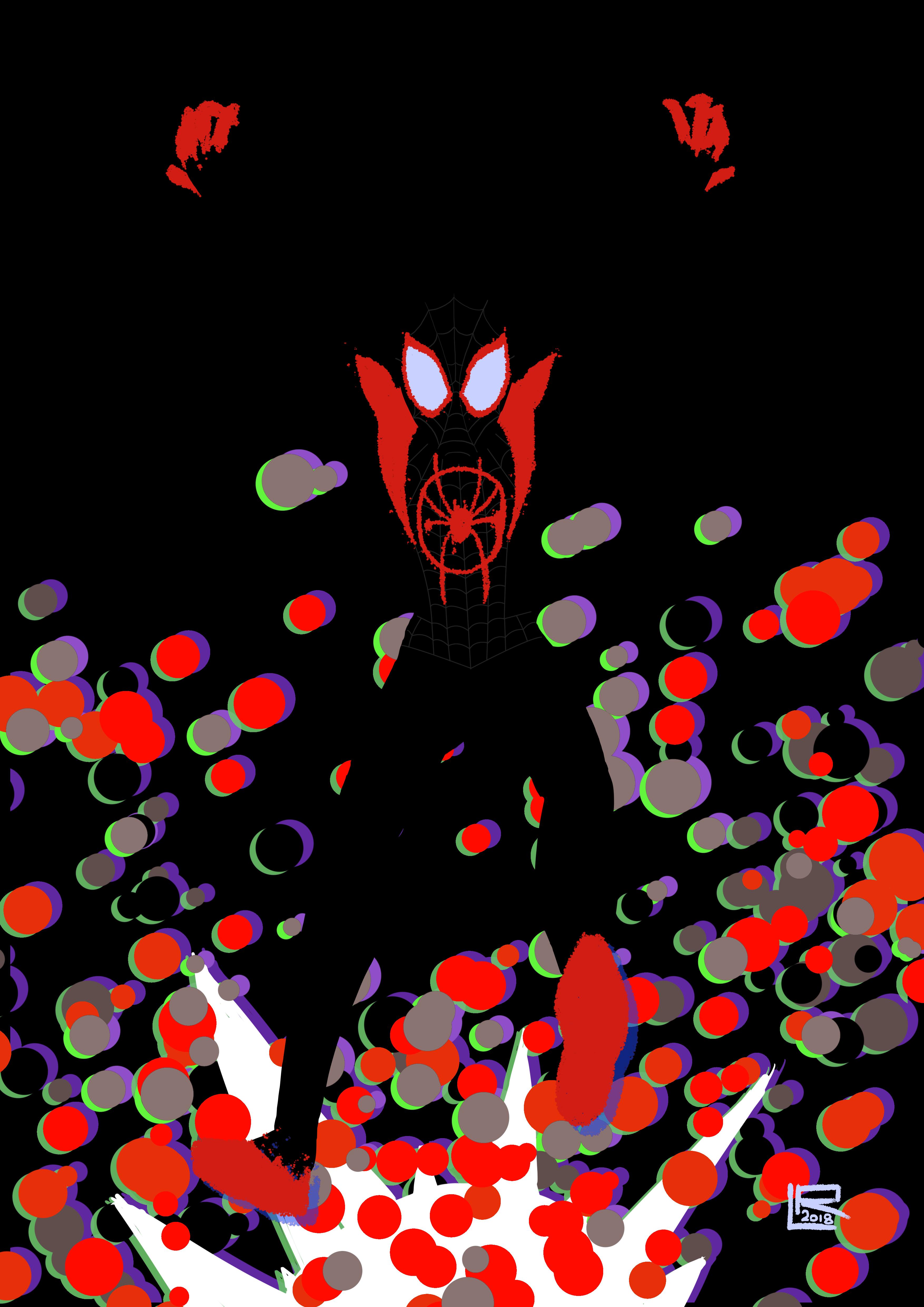 Spider-Verse: Miles Morales