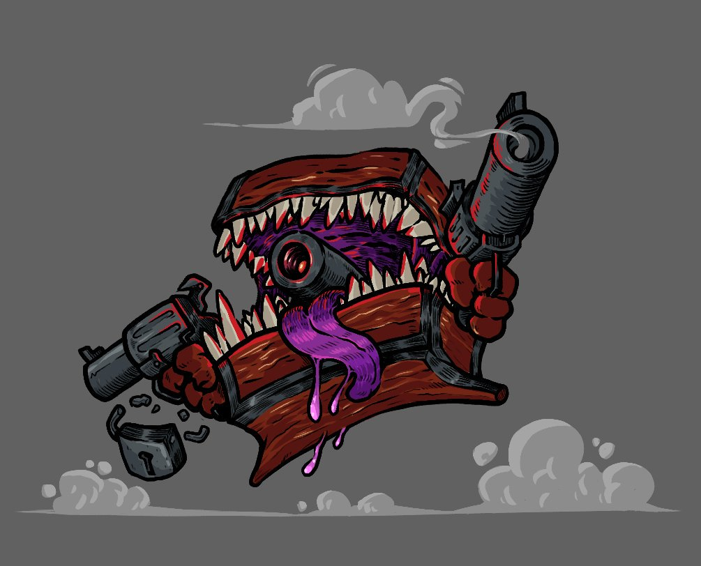 Gungeon Mimic