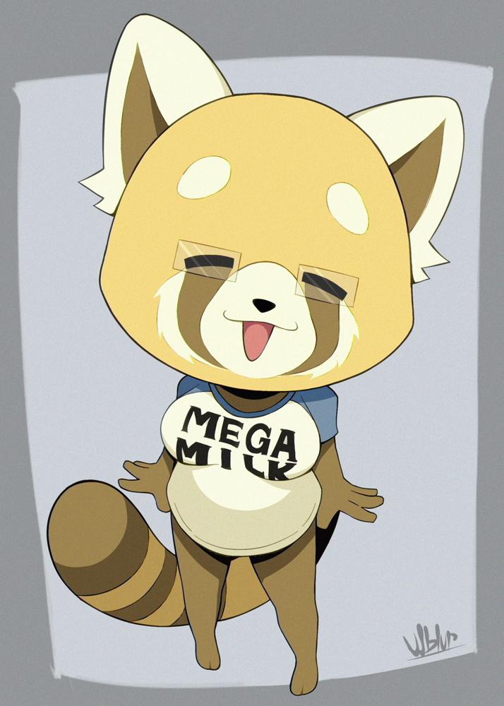 Mega Milk Retsuko