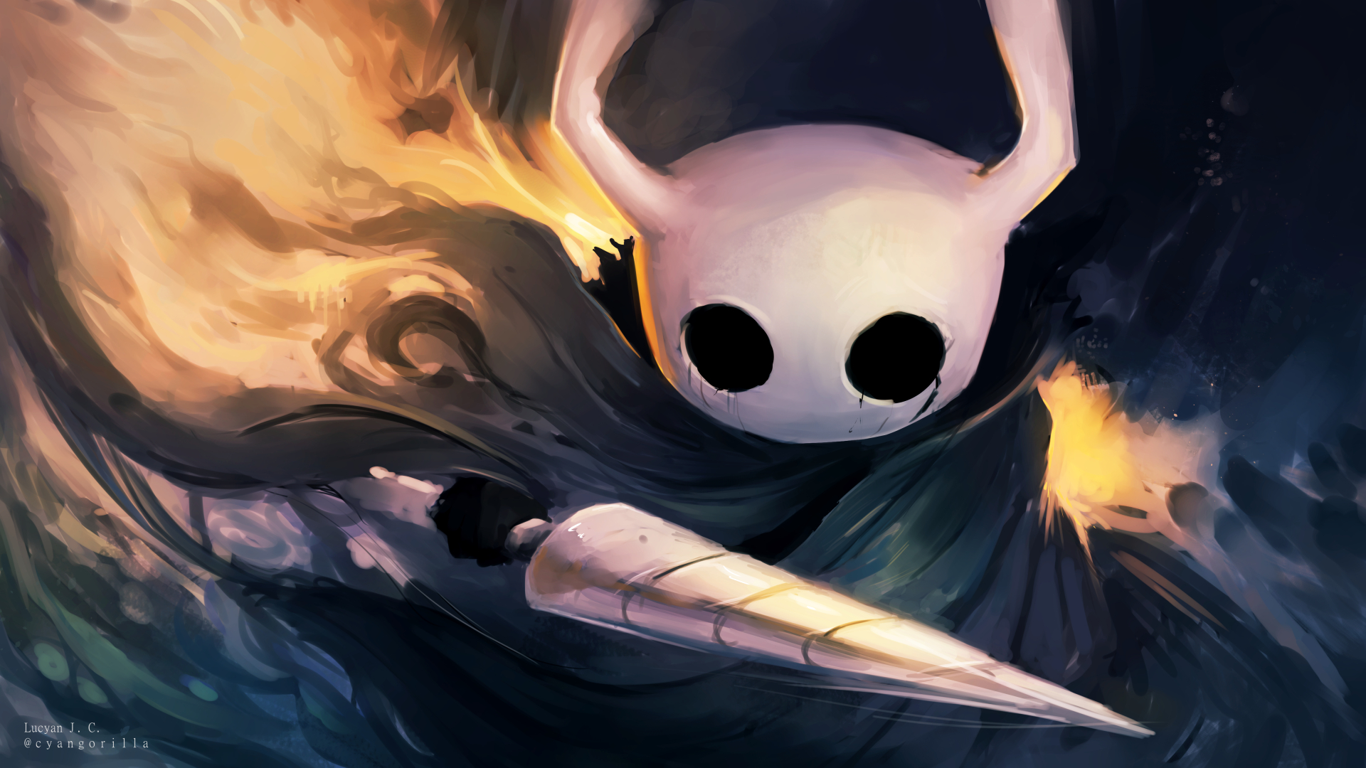 QP05 - Hollow Knight