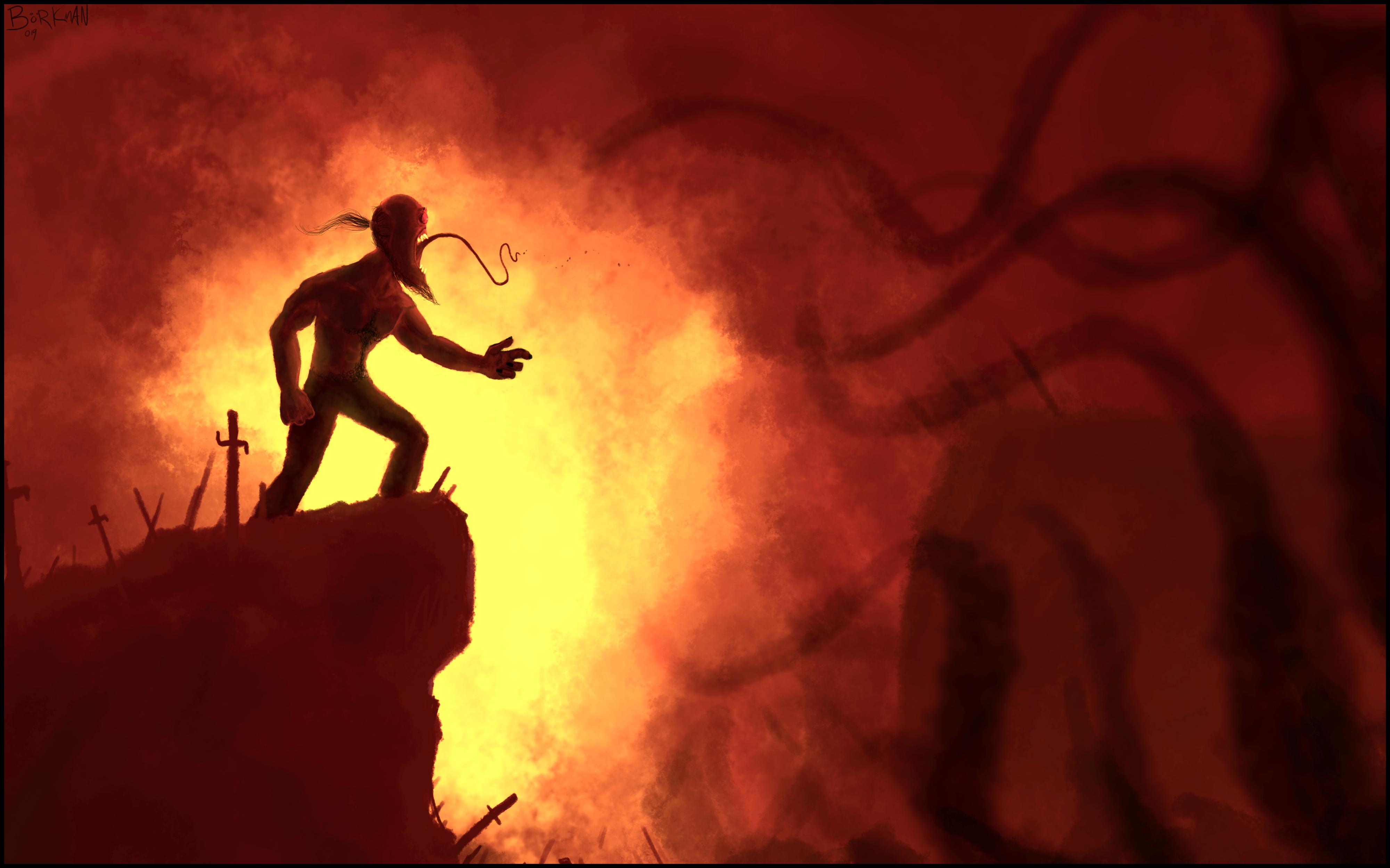 Dem Demon Revenge