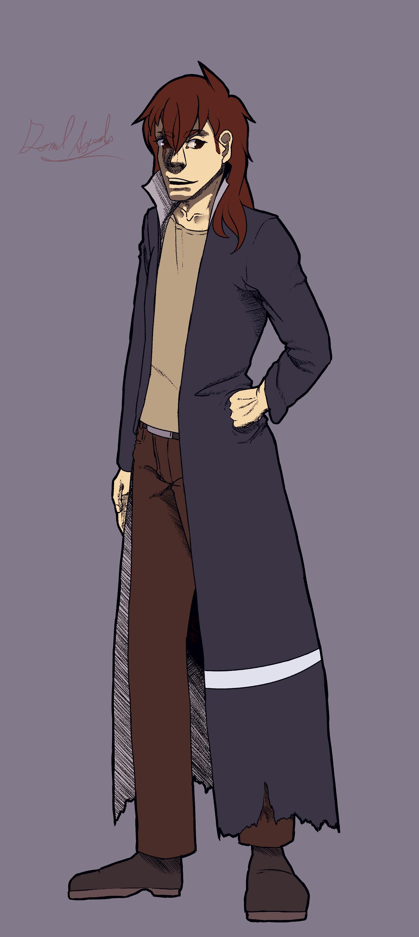 Shinji Warmup
