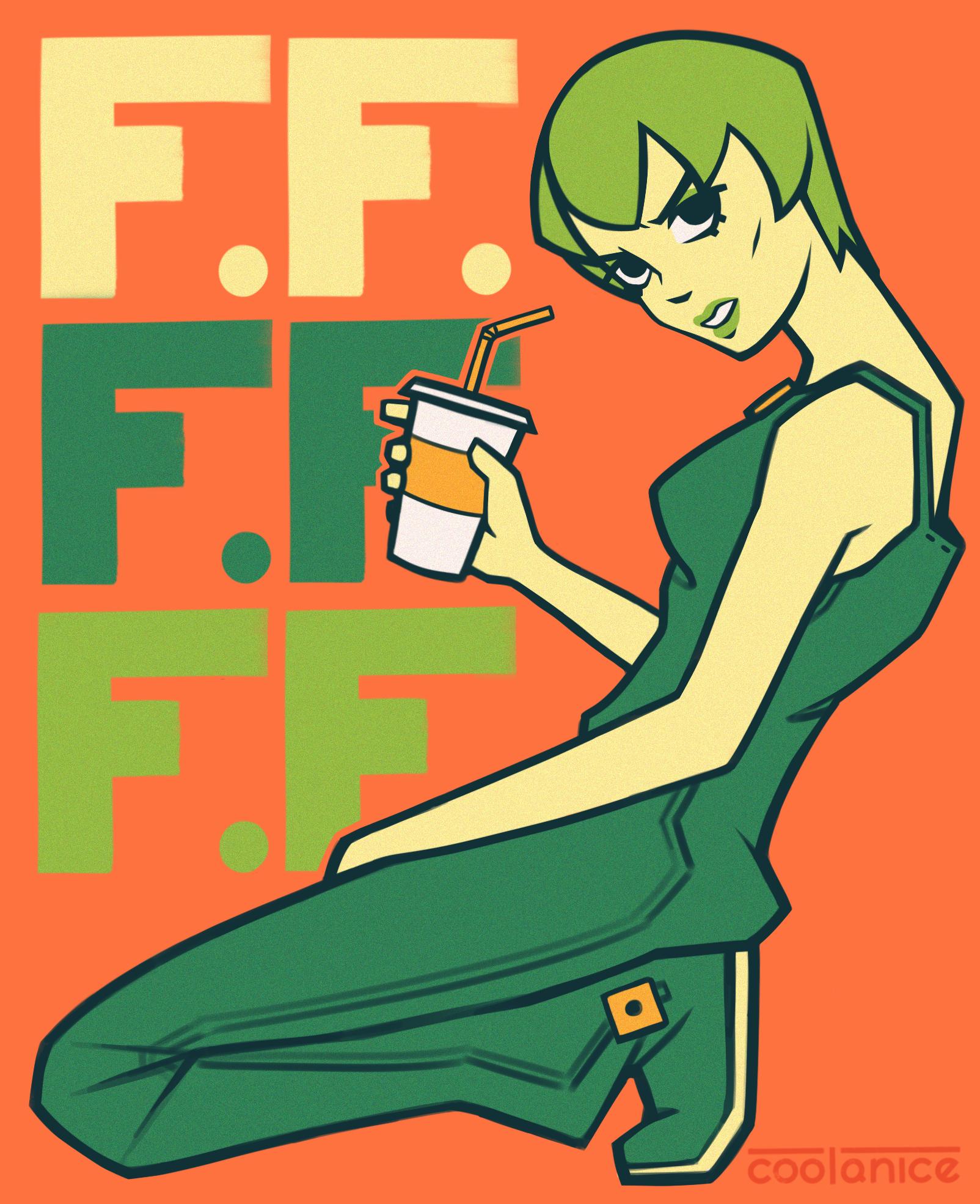 Foo Fighters // JJBA