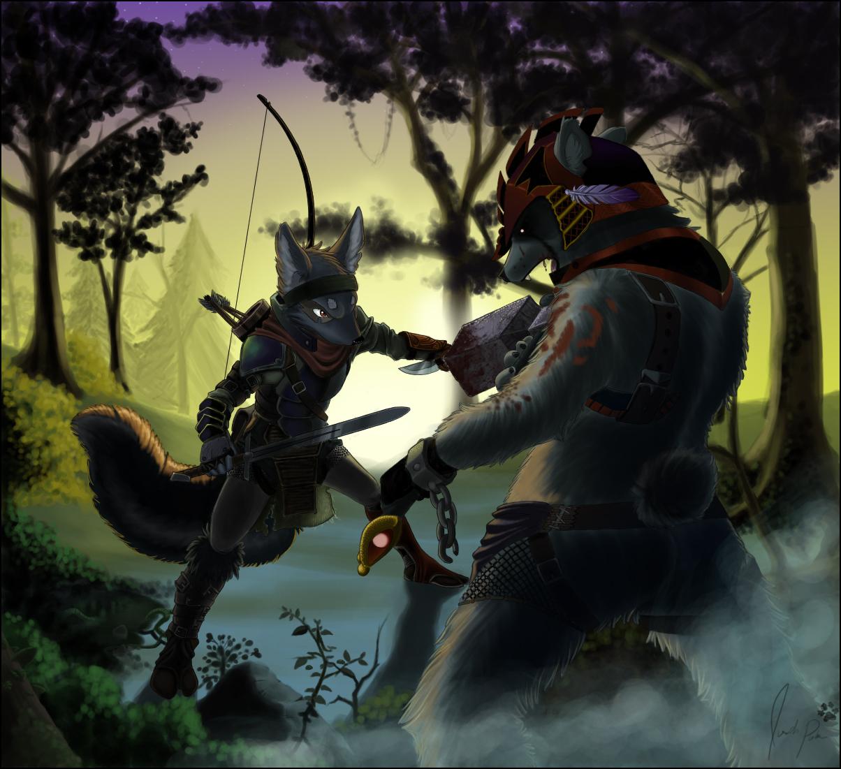 Battle at Dawn