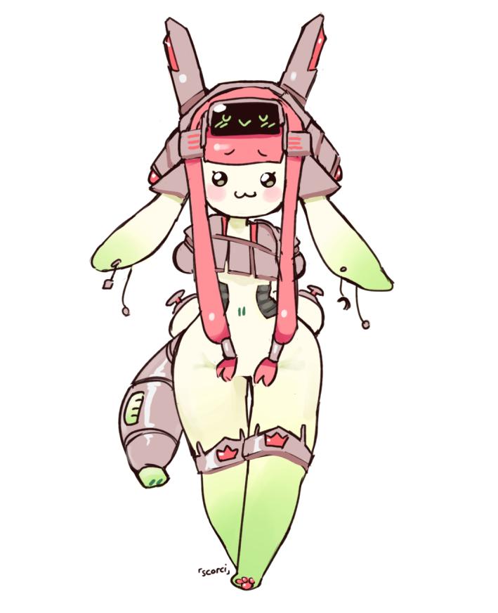 #Febstermix ~ Day 3 ~ Demon + Robot