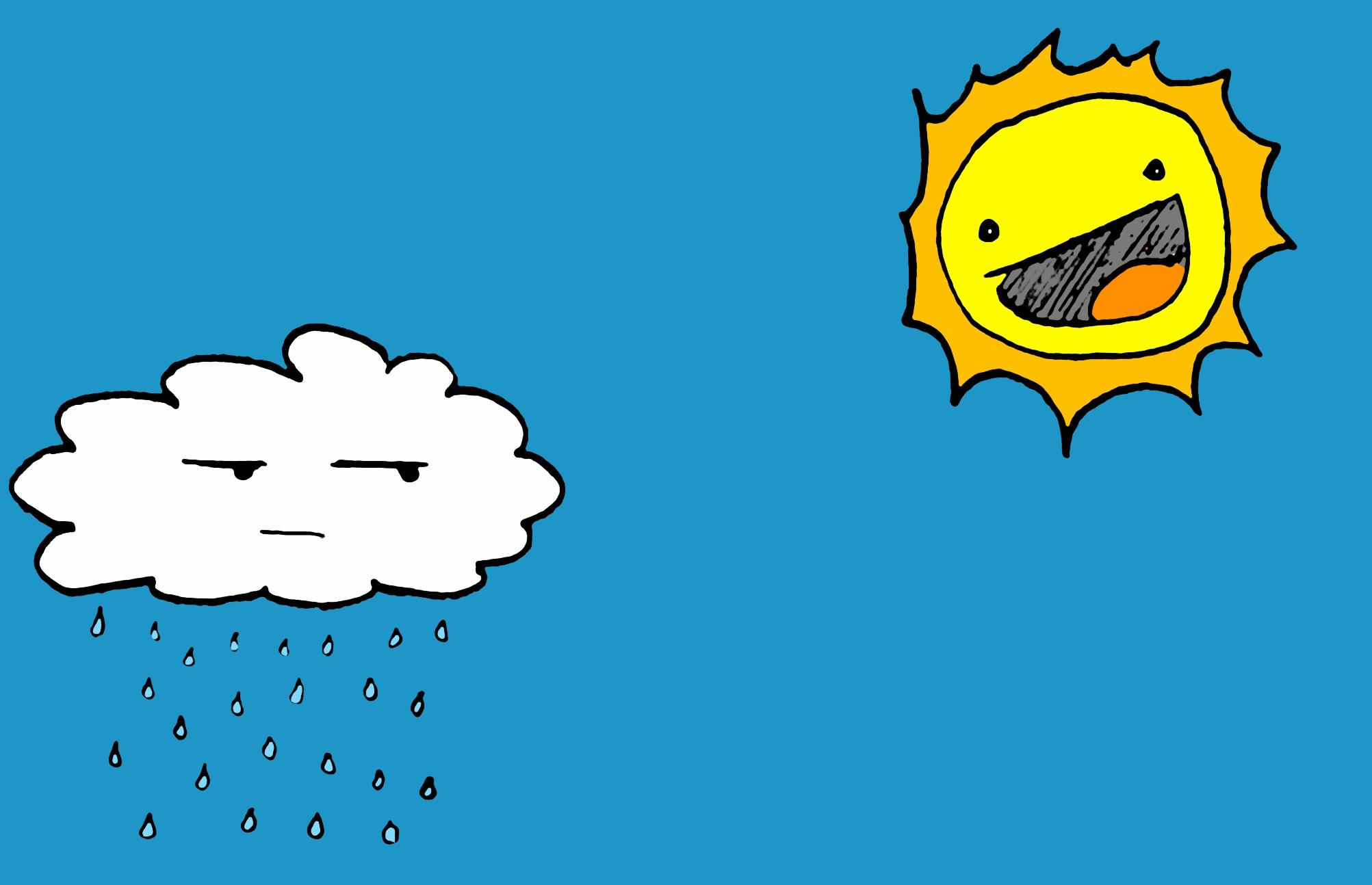 cloud'n sun