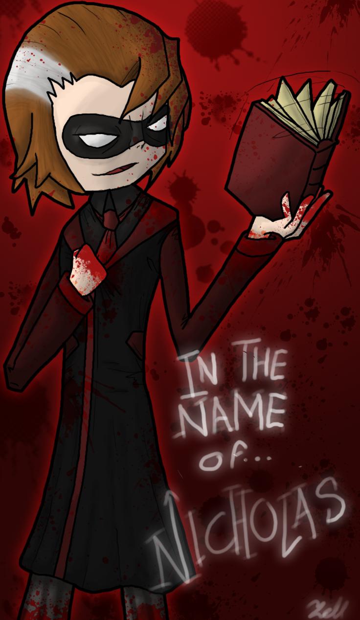 ITNO... Nicholas Joker