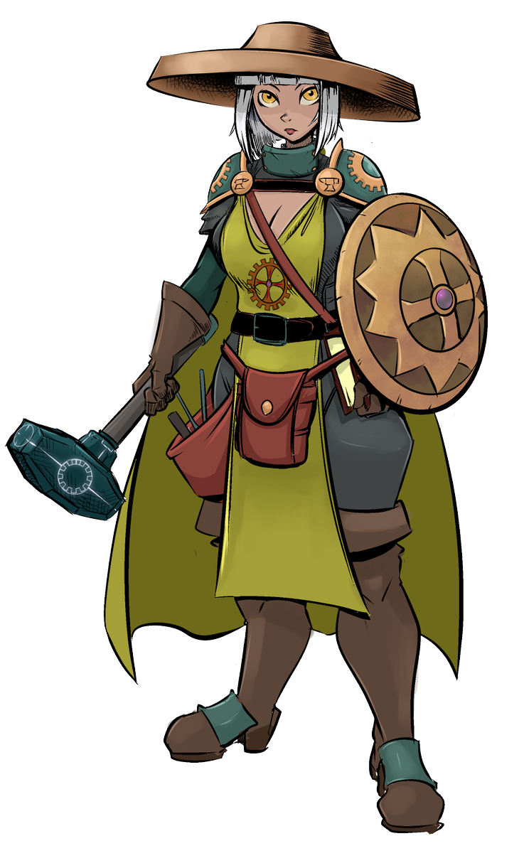Cleric of Gond Sunny