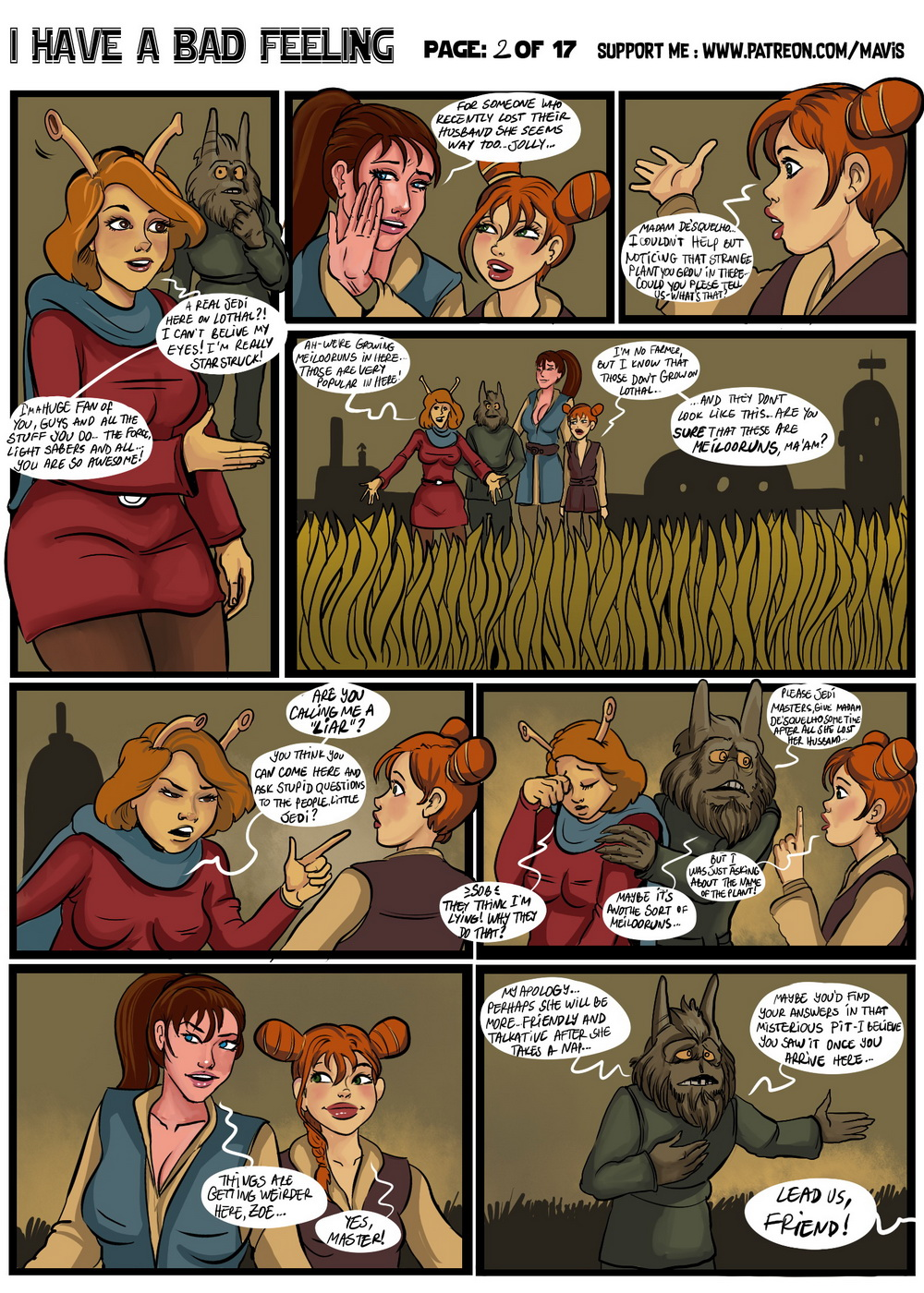 I have a bad feeling - page2