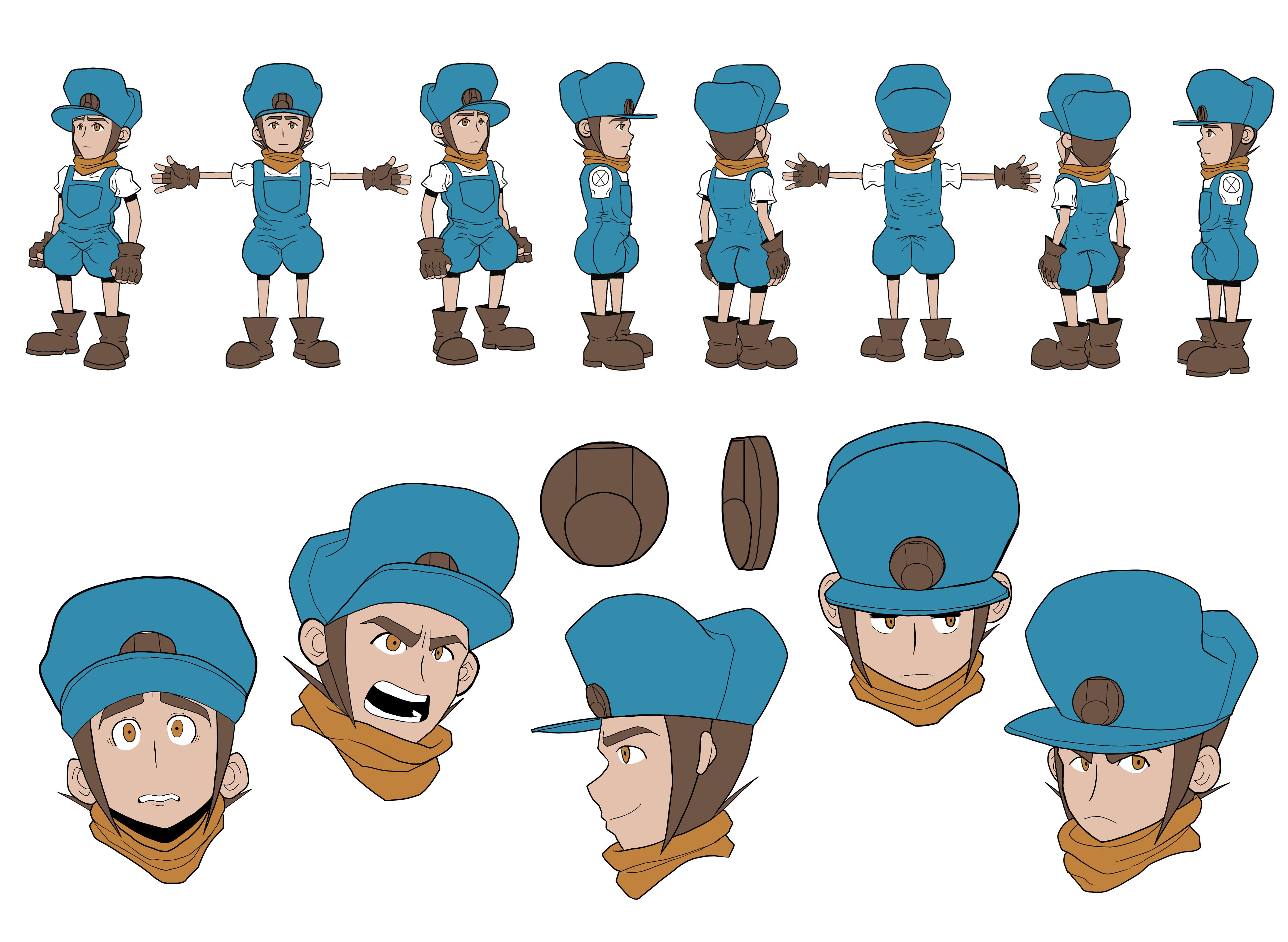 k1d character sheet