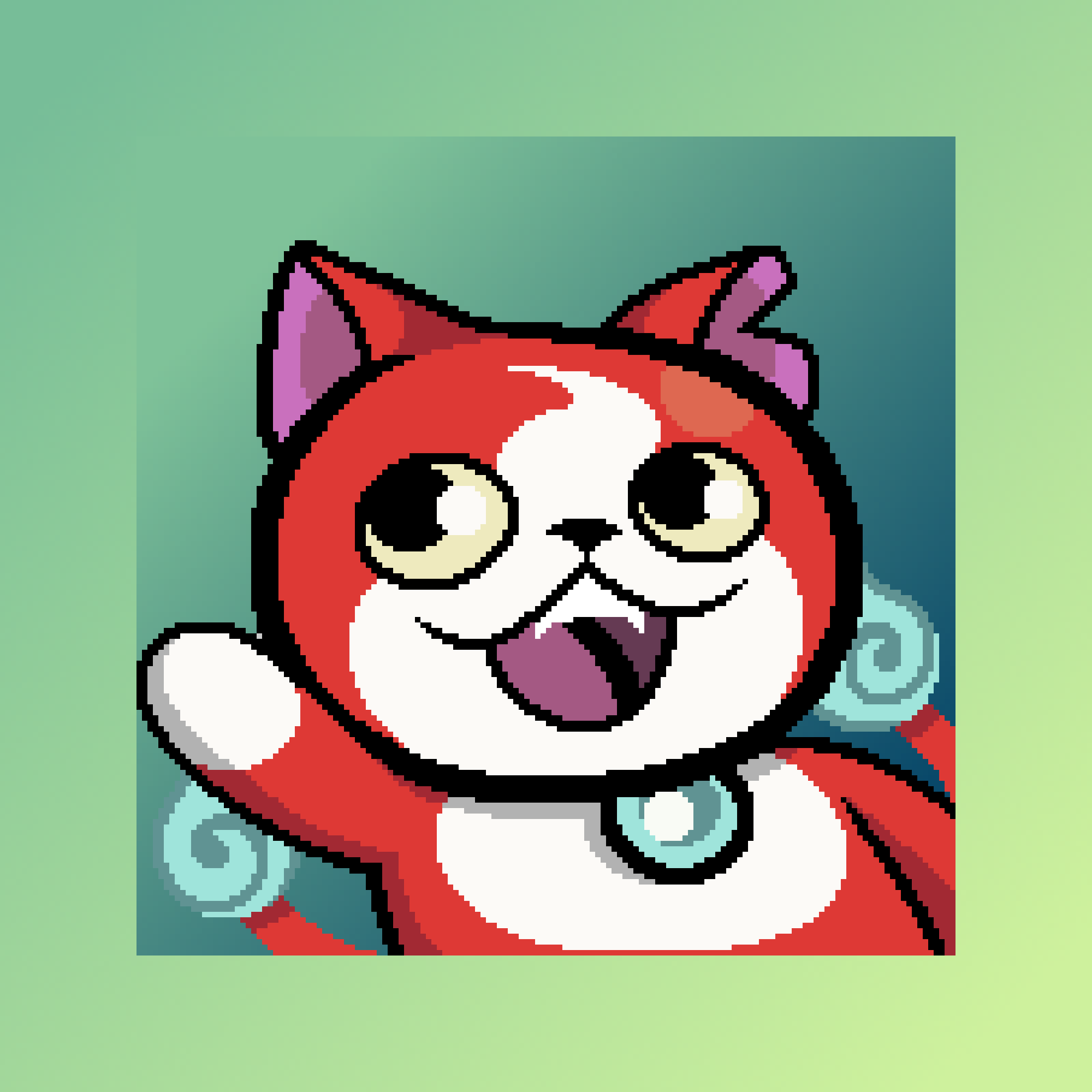 Nya, it's Jibanyan!