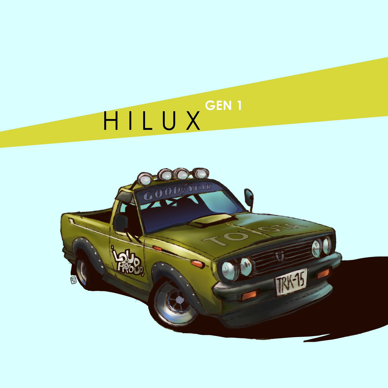 H I L U X