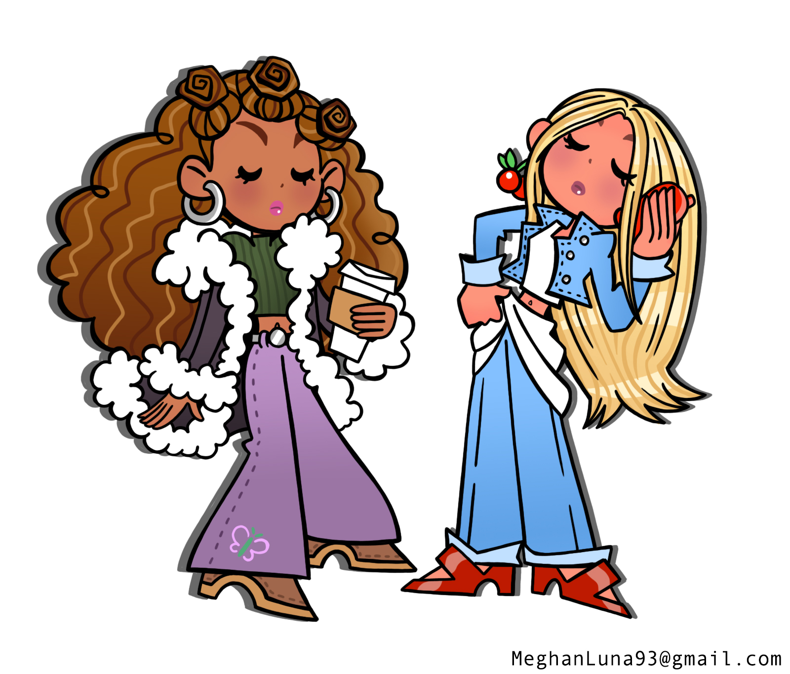 MyScene - Madison and Barbie