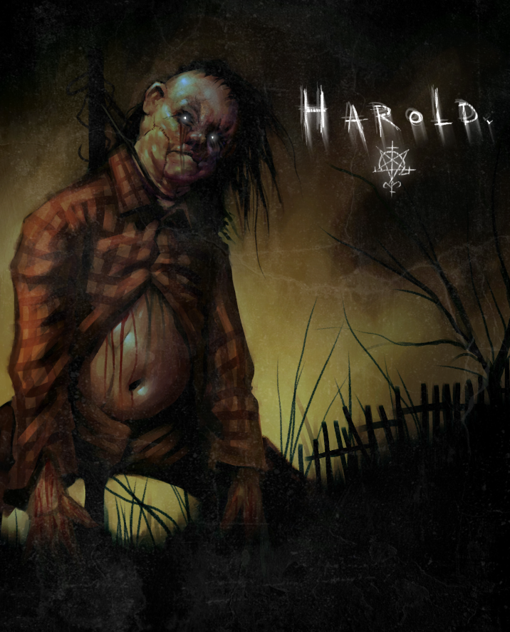 """""""Harold is growing."""""""