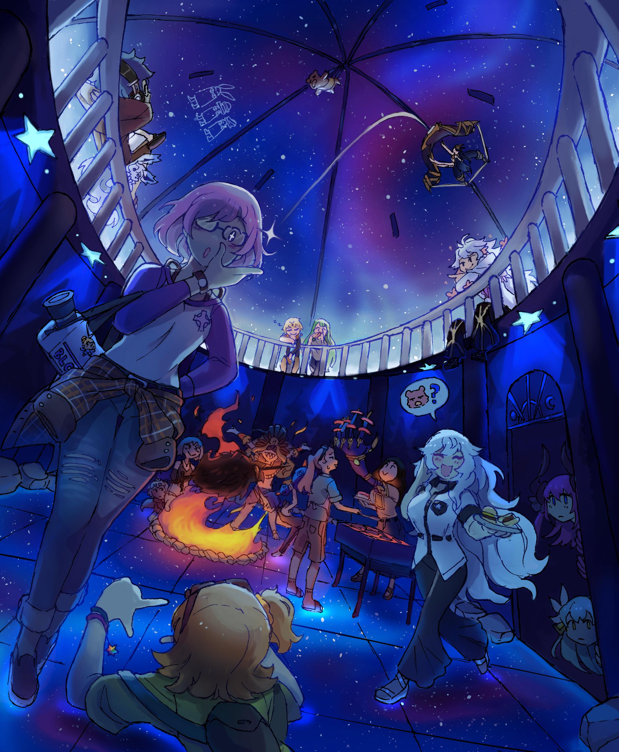 Celestial Festival