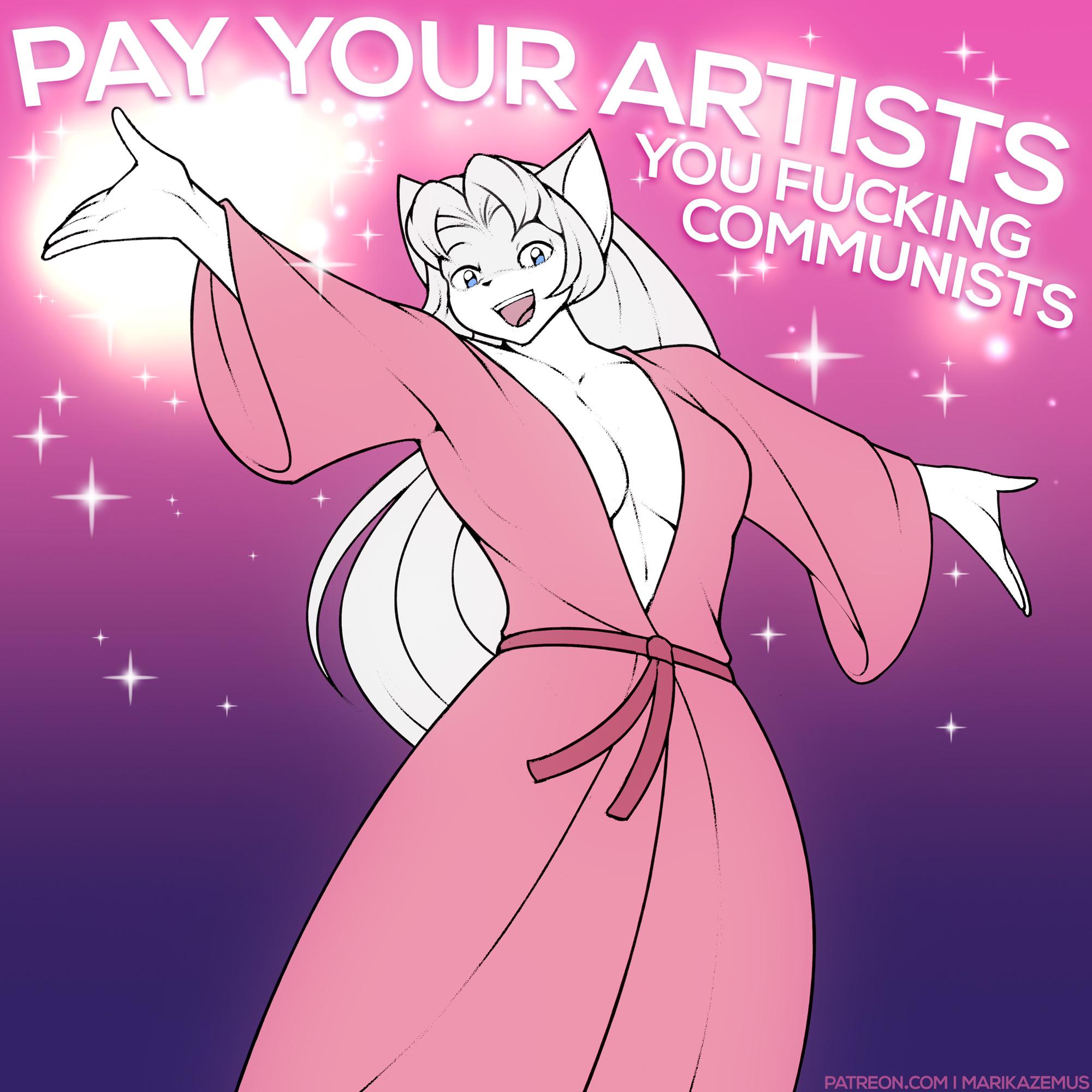 Karma - Pay Your Artists