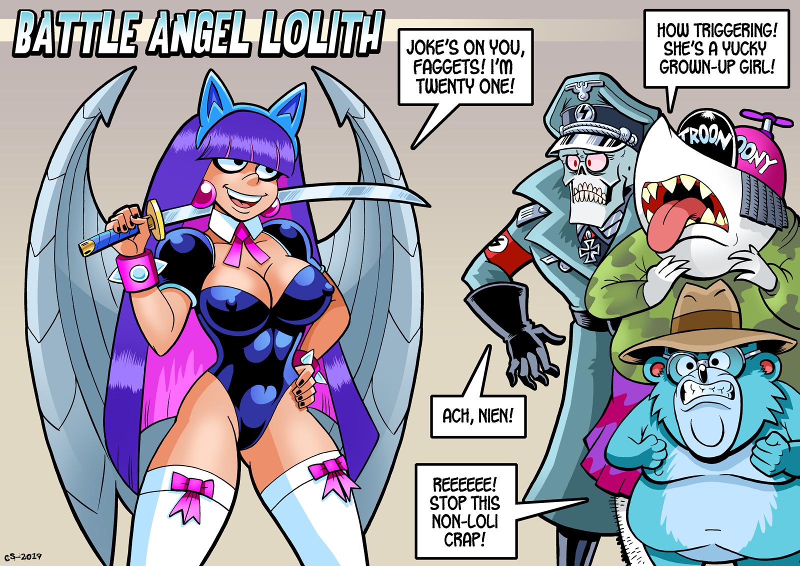 Battle Angel Lolith