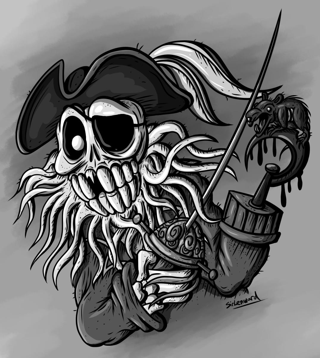 Alestorm Pirate