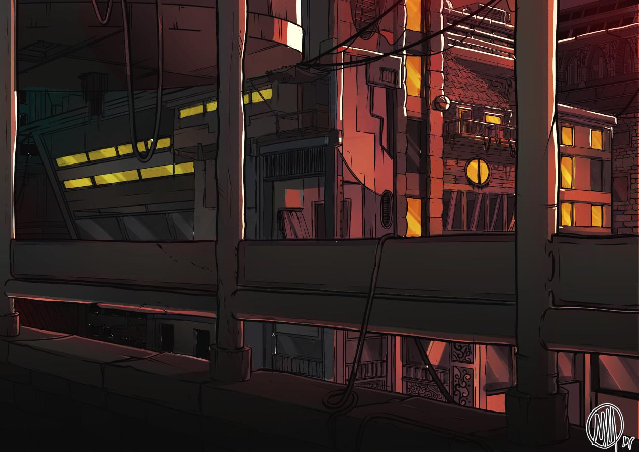 city set by markymayhem