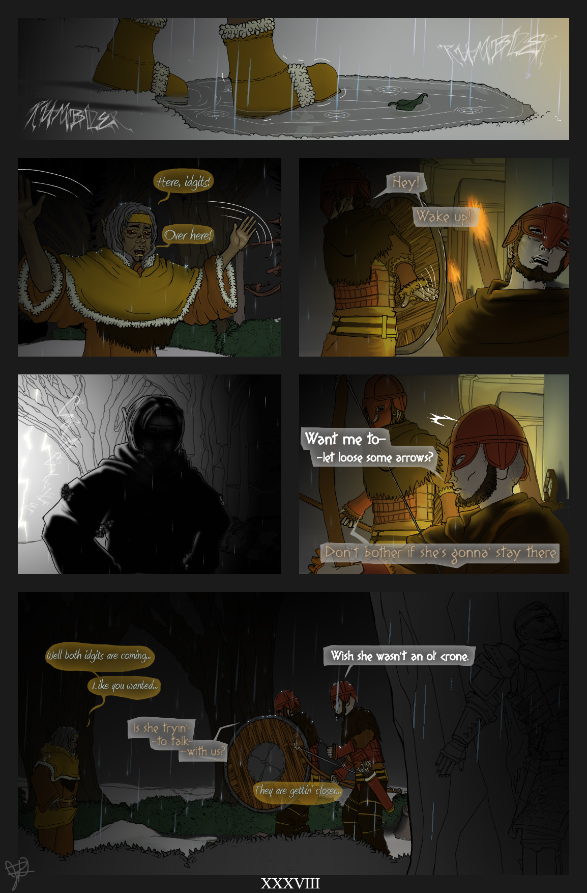 We are the Damned, Ch 01, Pg 38.