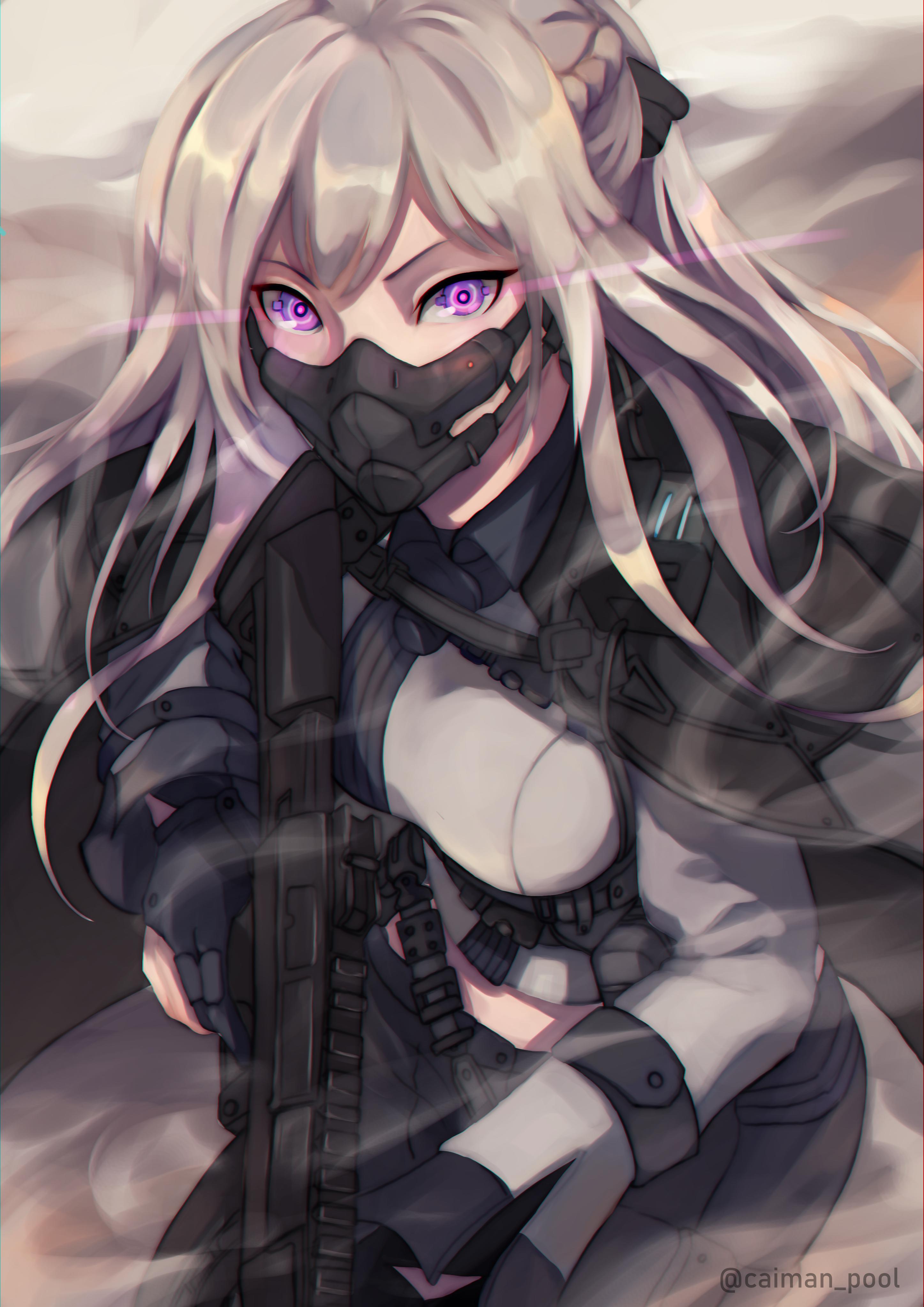 AK-12 from Girls Frontline