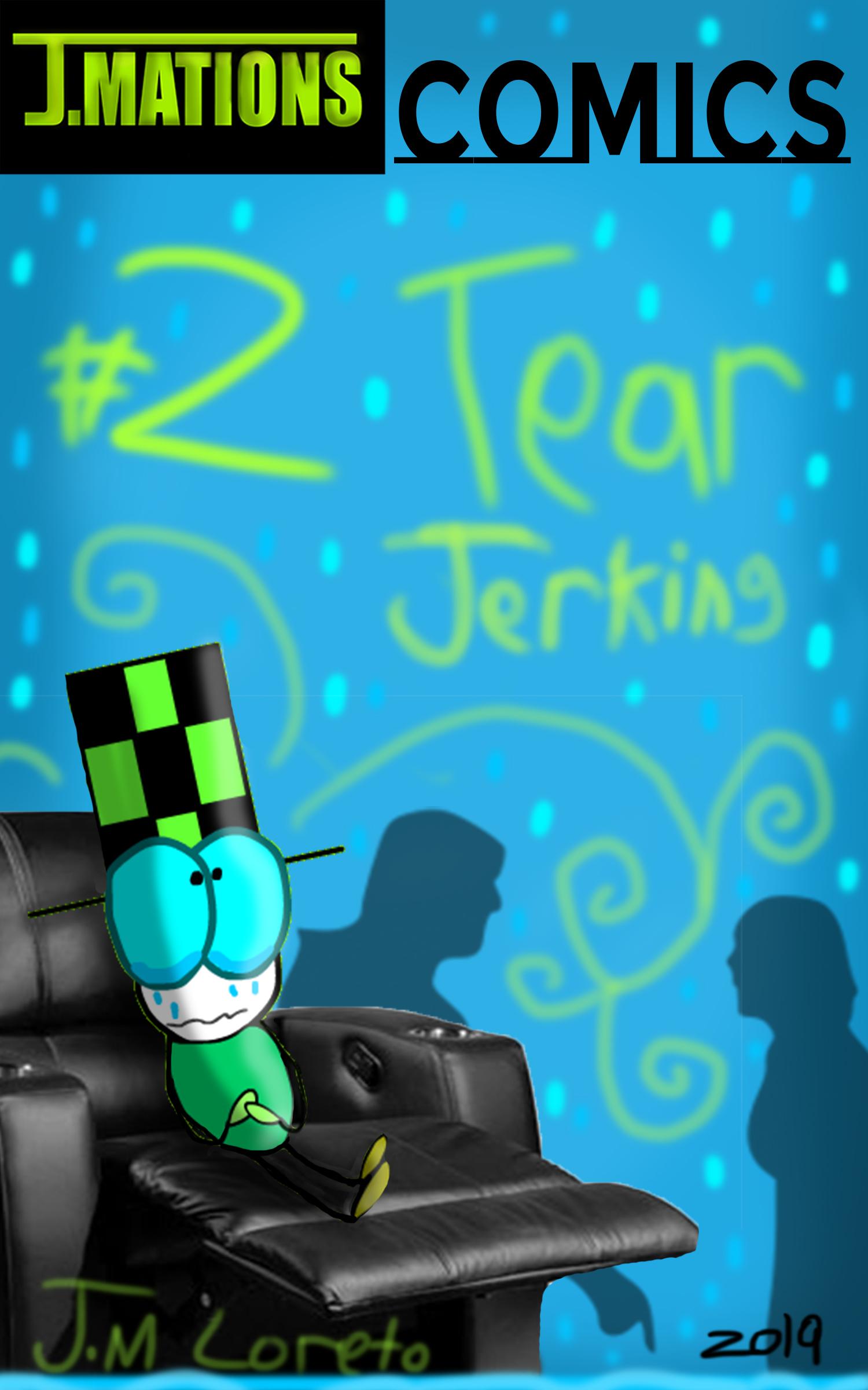 J.Mations Comics #2 Tear Jerking