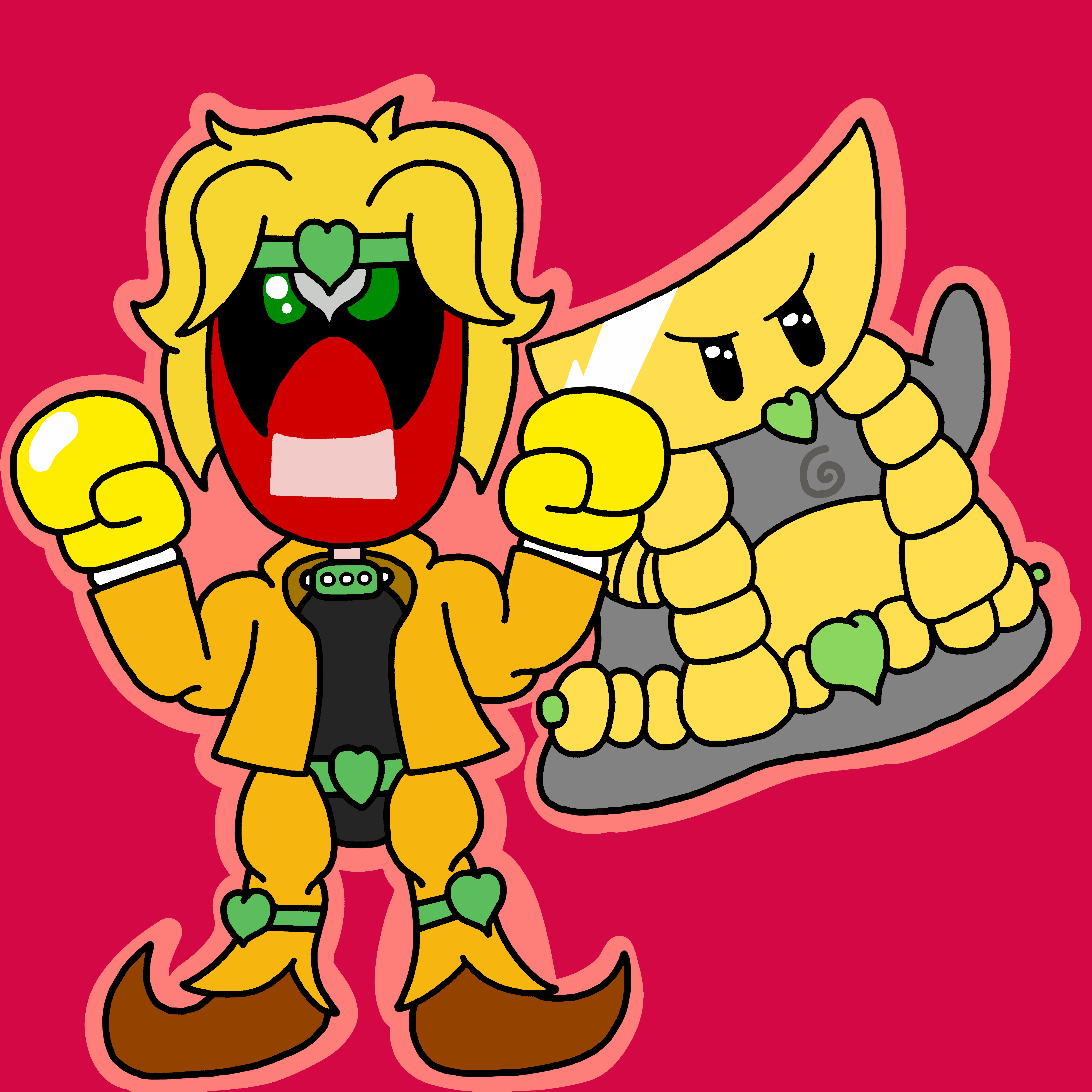 STRONGBAD DIO!!!