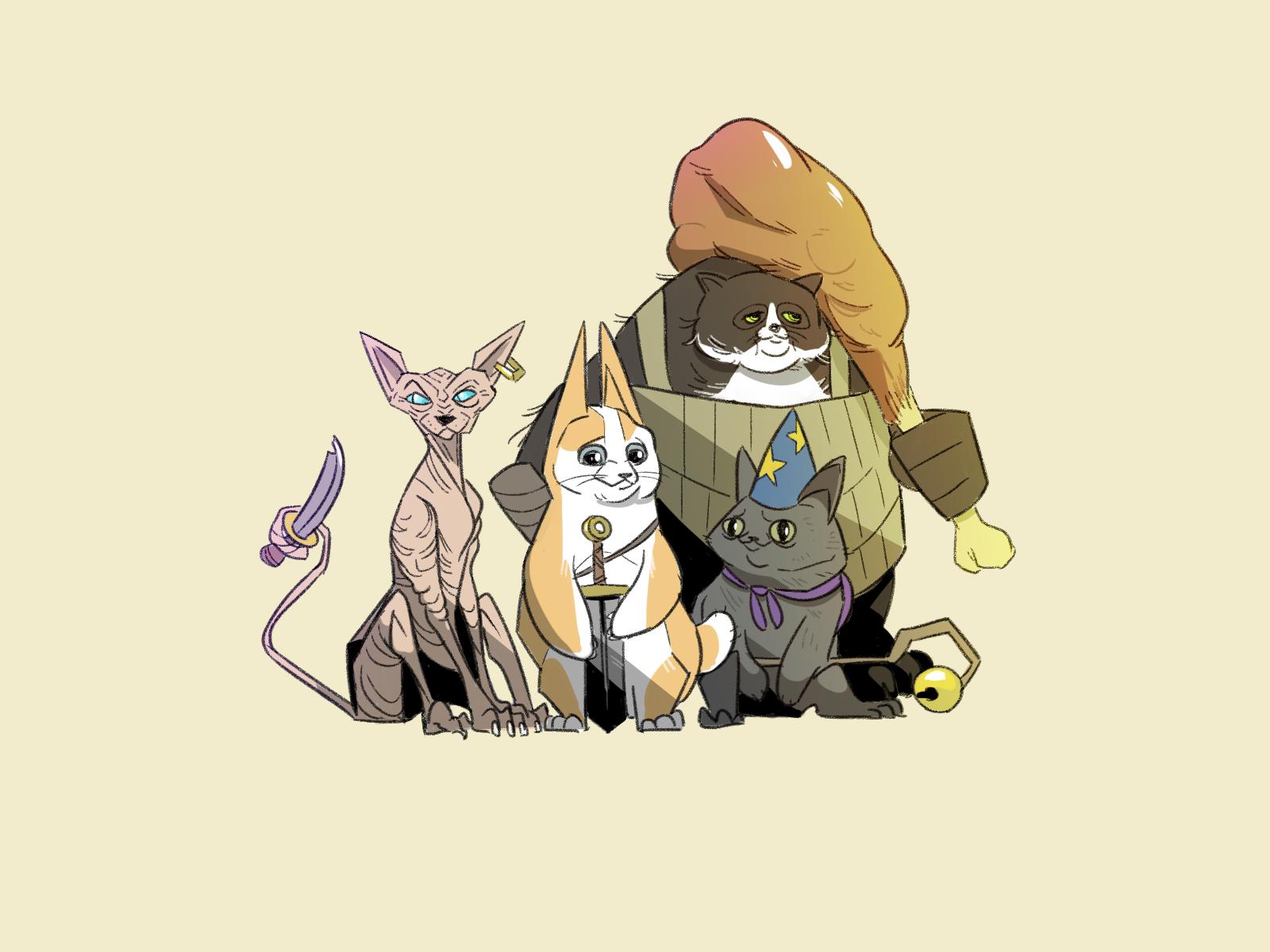 Cat Guild