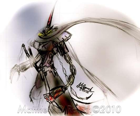 Grappling Assassin