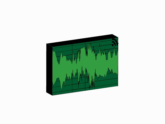 3D Static Sound Reader