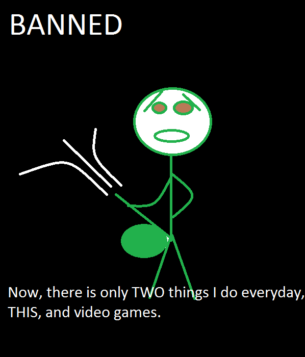 Banned reaction