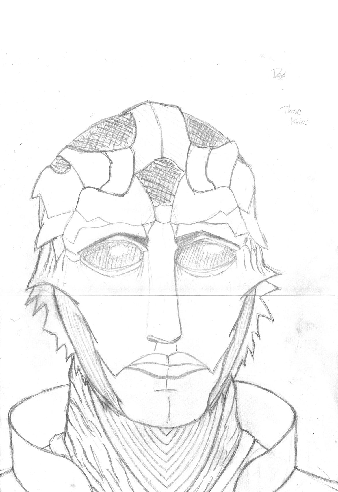 Thane Krios scanned