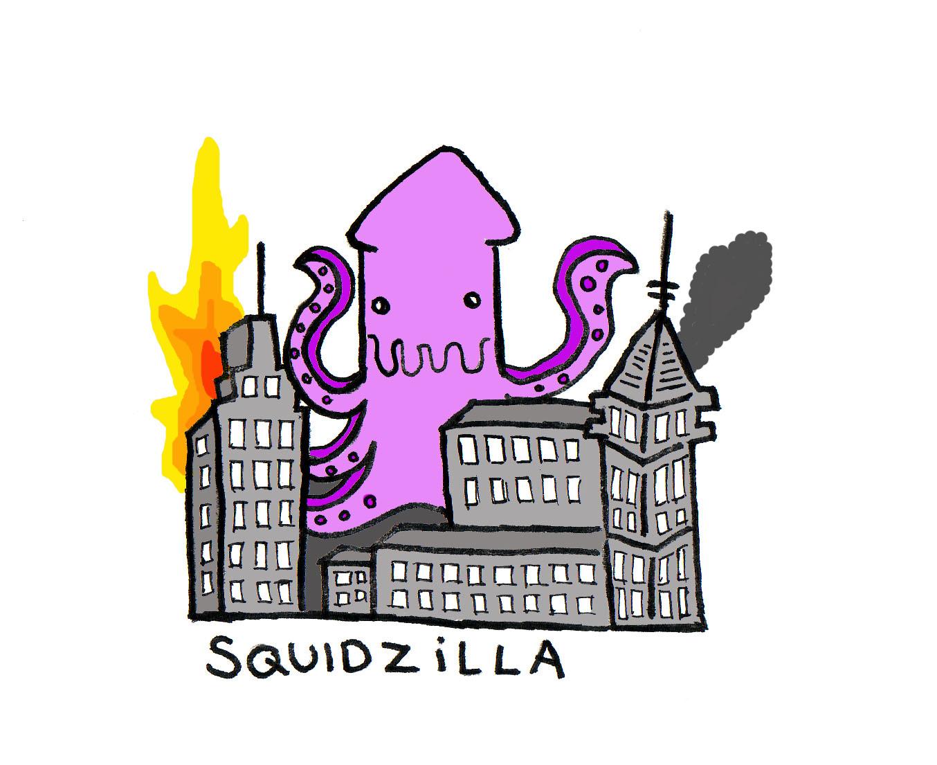 Squidzilla