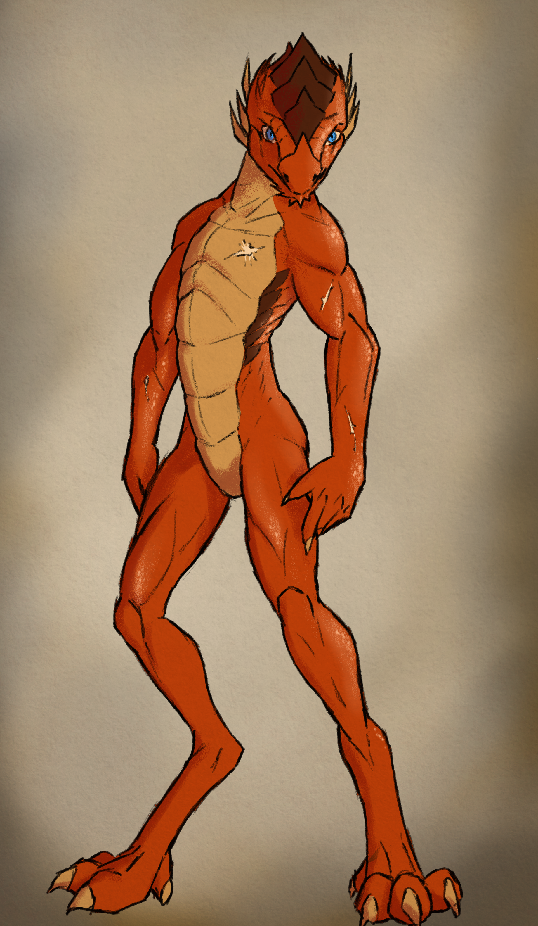 Red Nude Ver.