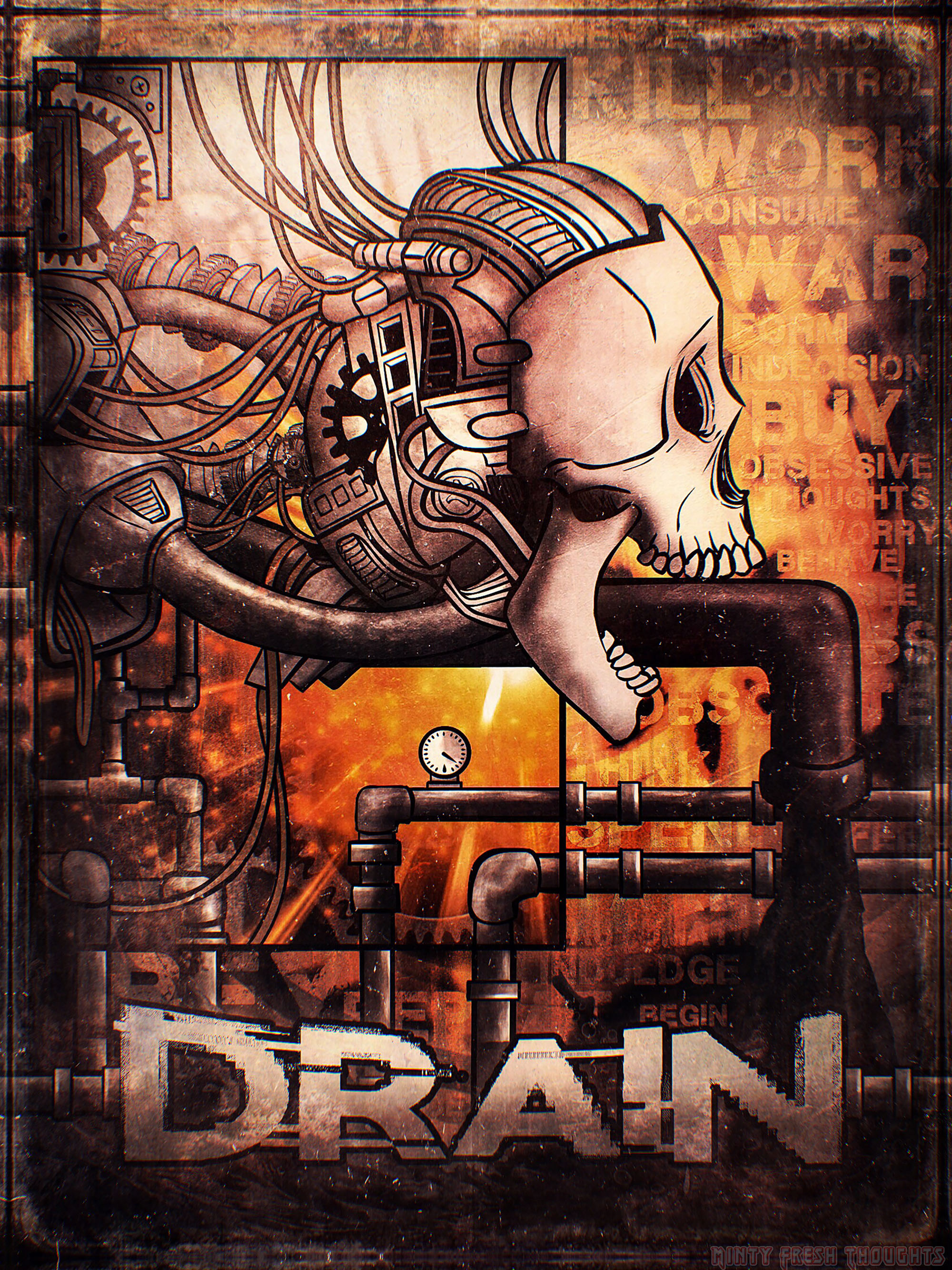 DRAIN (Remastered)