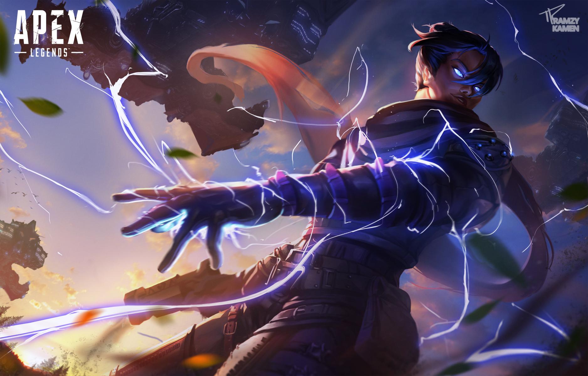 Wraith - Apex Legends