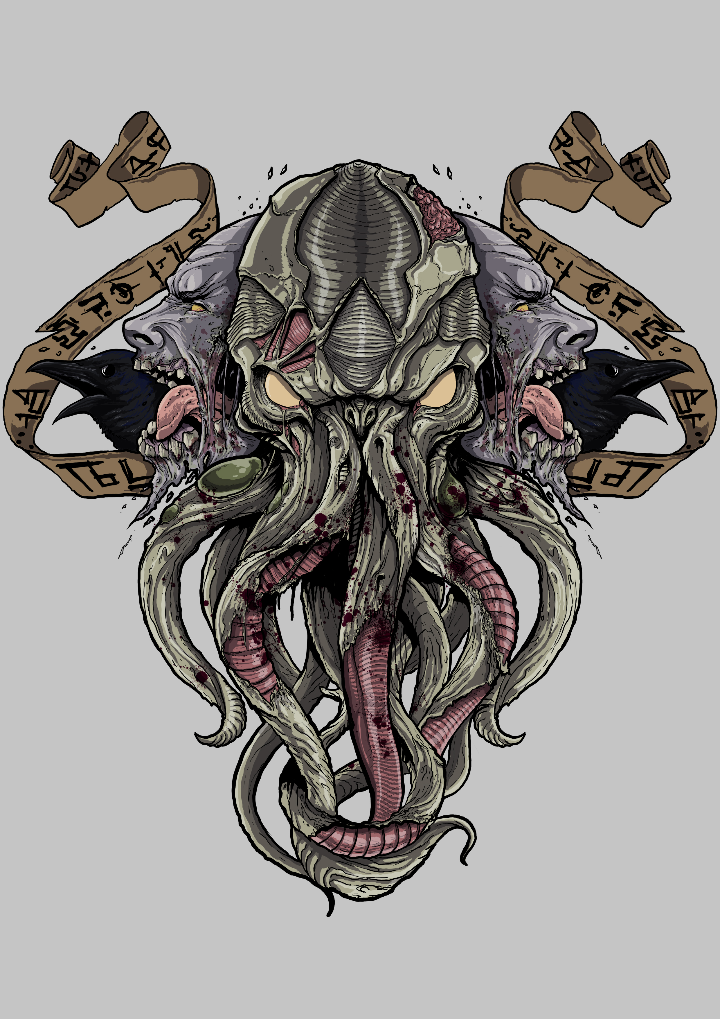 Undead Cthulhu