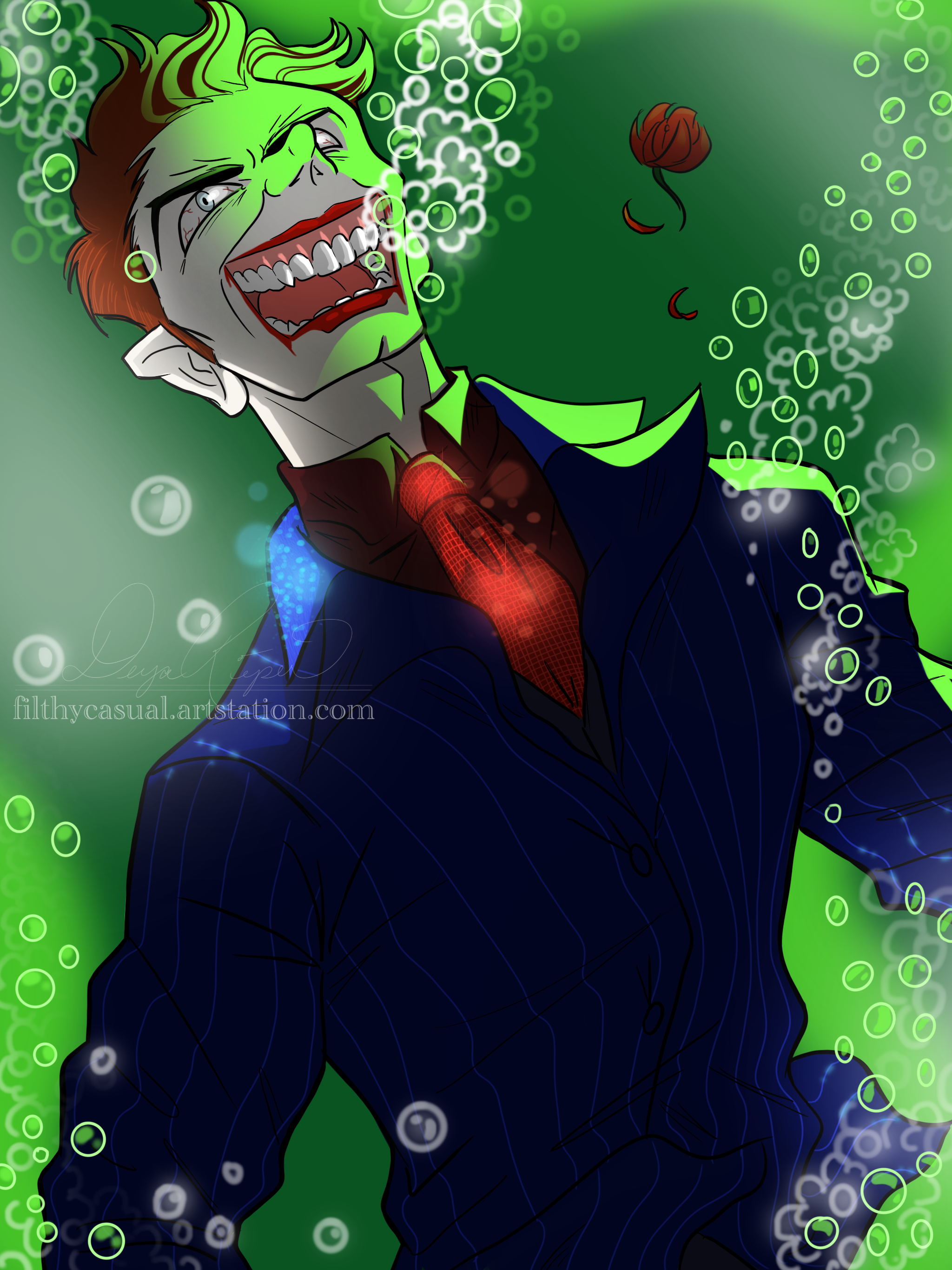 Jeremiah Valeska by Filthycasualfanfic on Newgrounds